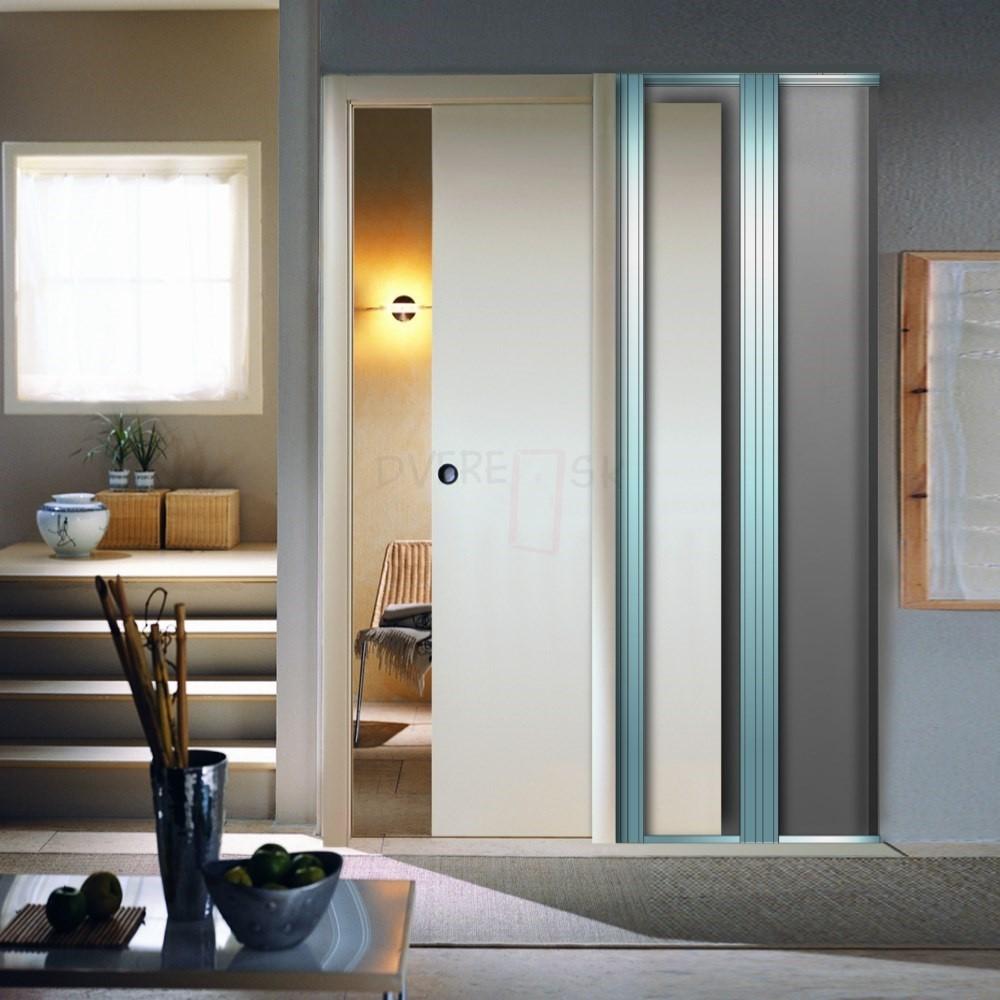 Posuvn dvere verte c0 vr tane z rubne do puzdra for Porte scorrevoli doortech