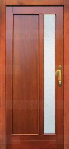 Vchodove dvere tredo